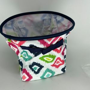 Thirty One Candy Corners Mini Storage Bin NEW